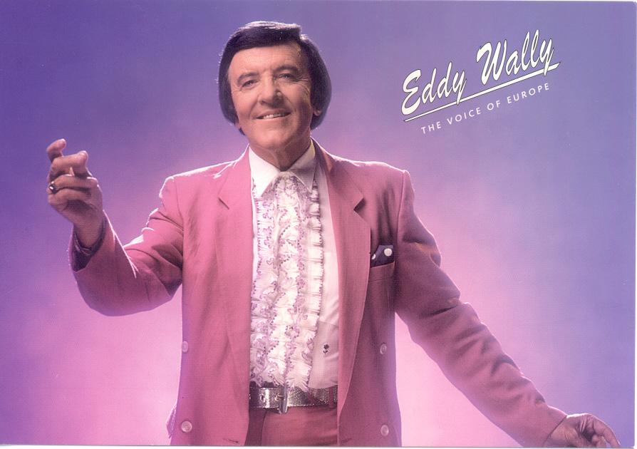 Eddy Wally - Amor (Is In Da House) / Como Mercador